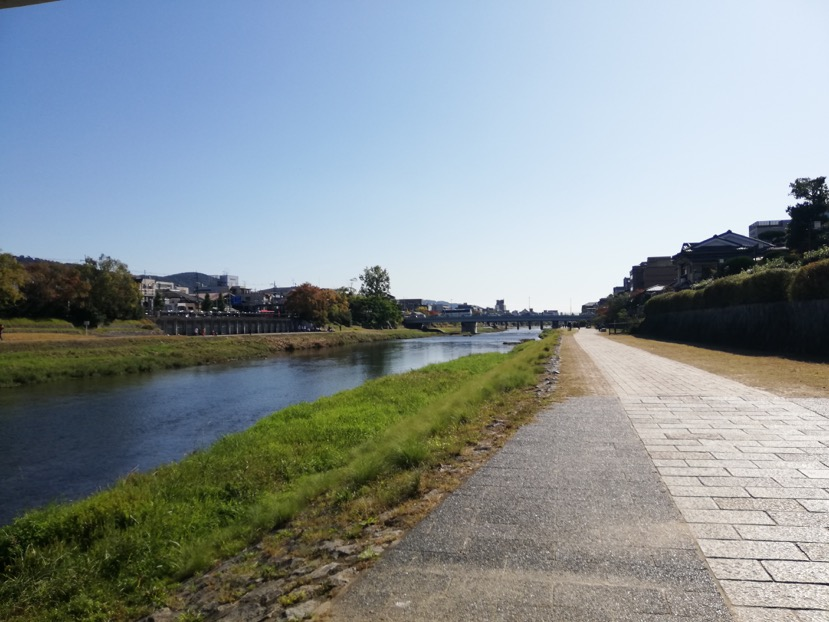 ザ・リッツ・カールトン京都:サイクリングツアー6