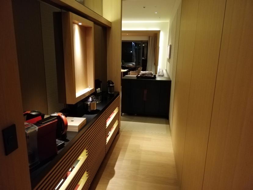 客室(グランドデラックスKAMOGAWA):全体像と雰囲気1