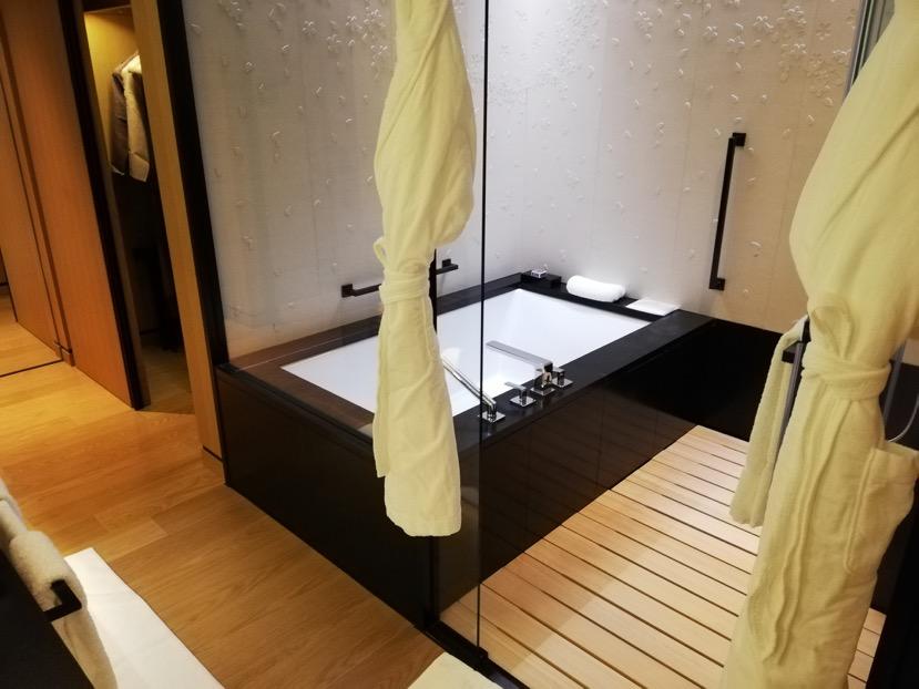客室(グランドデラックスKAMOGAWA):バスルーム3