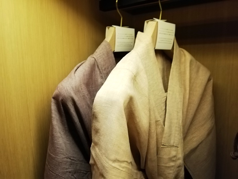 客室(グランドデラックスKAMOGAWA):浴衣