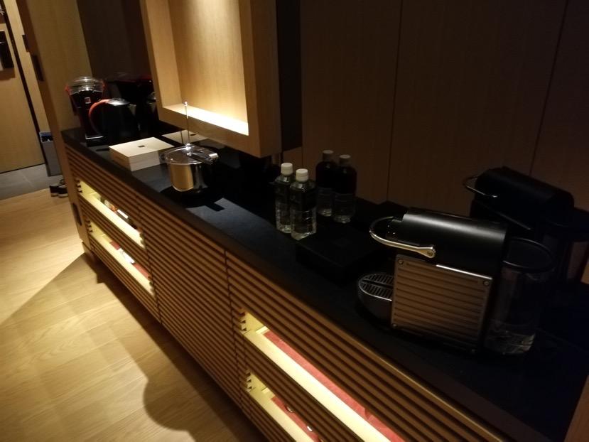 客室(グランドデラックスKAMOGAWA):ティーセット1
