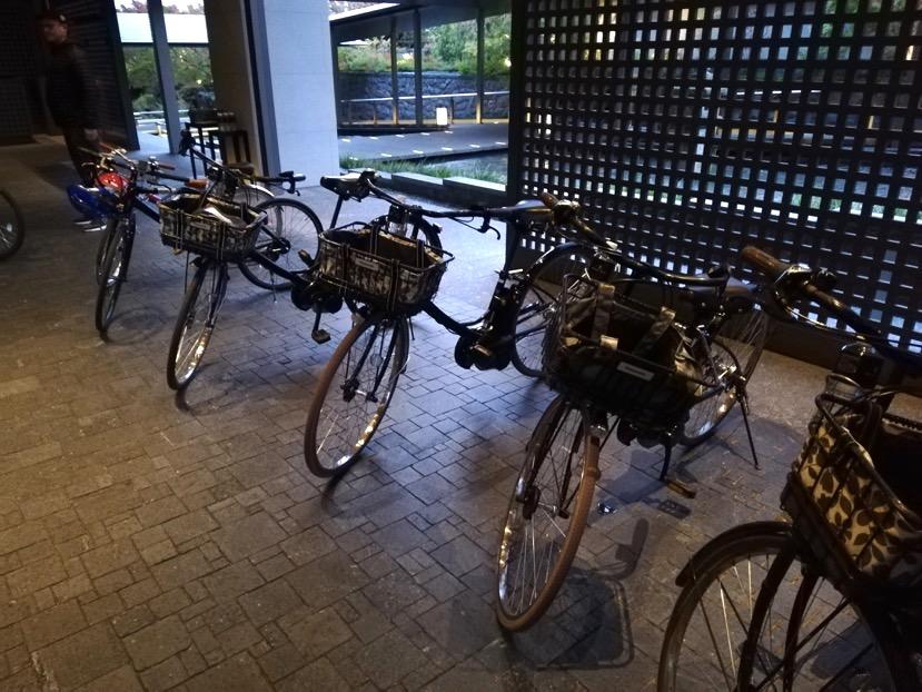 ザ・リッツ・カールトン京都:サイクリングツアー1