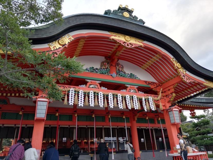 サイクリングツアー:伏見稲荷大社4