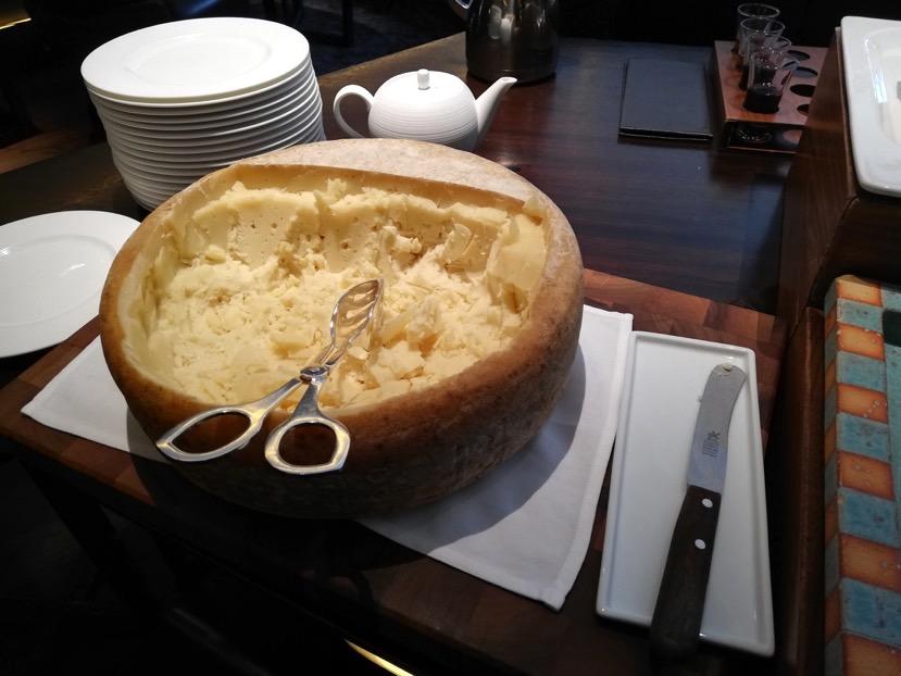 「ラ・ロカンダ」の朝食ビュッフェ4