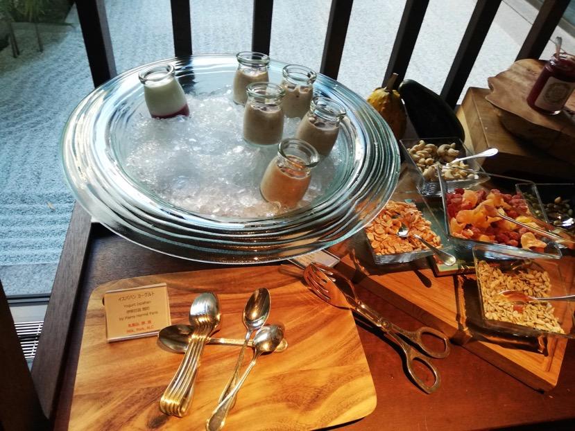 「ラ・ロカンダ」の朝食ビュッフェ9