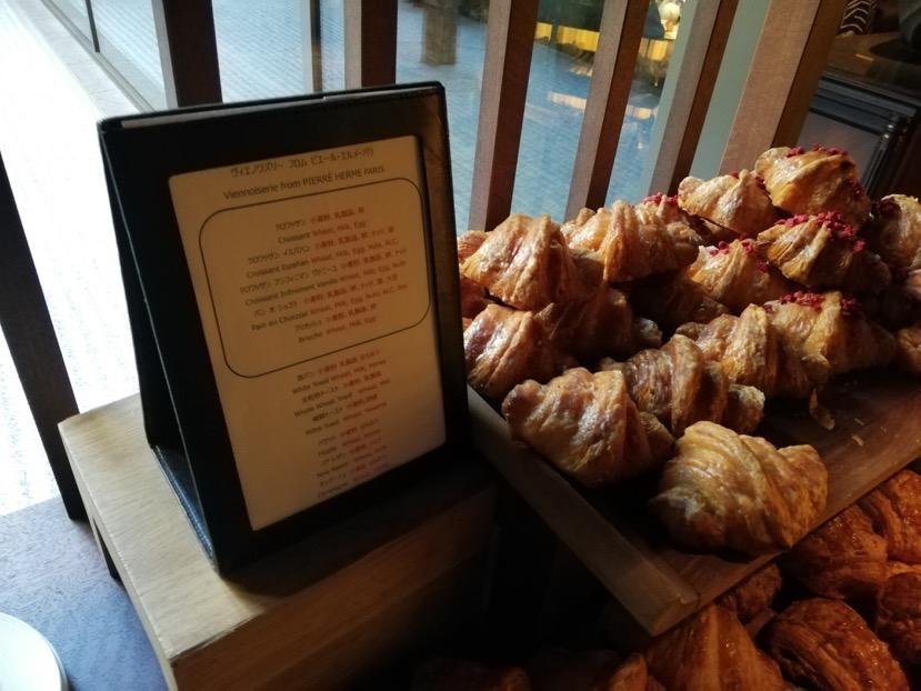 「ラ・ロカンダ」の朝食ビュッフェ8