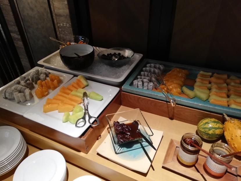 「ラ・ロカンダ」の朝食ビュッフェ10