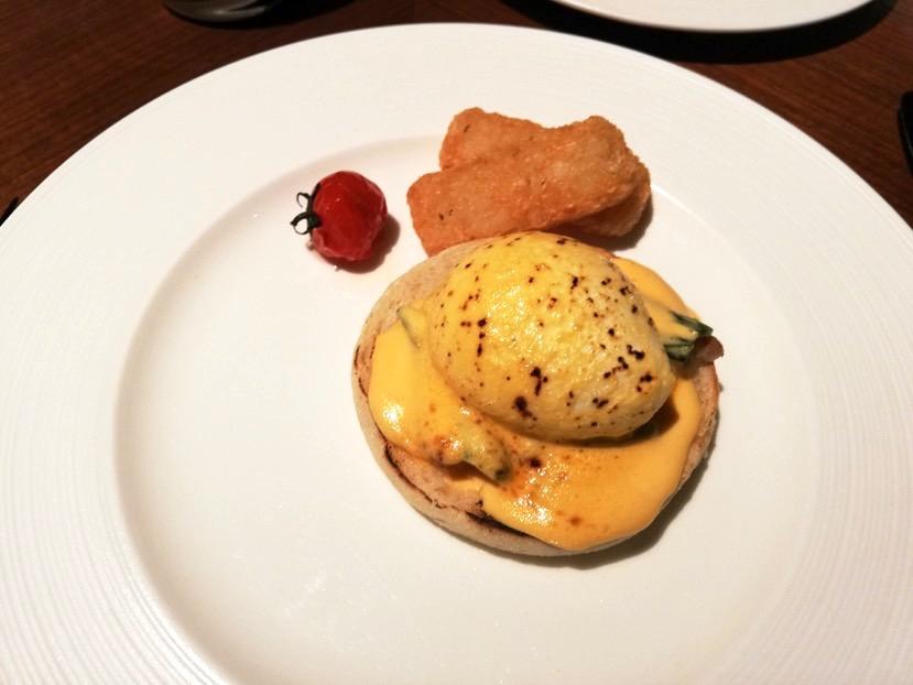 「ラ・ロカンダ」の朝食3