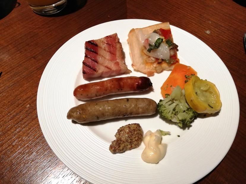 「ラ・ロカンダ」の朝食8