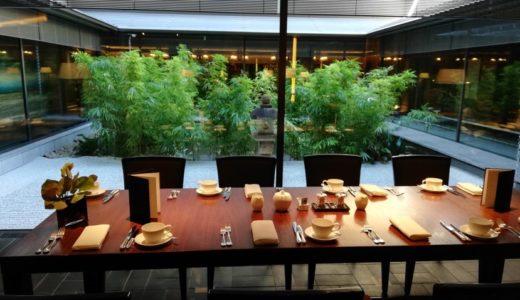 ザ・リッツ・カールトン京都の朝食!ラ・ロカンダでピエールエルメのクロワッサンが食べ放題!<プラチナ特典>