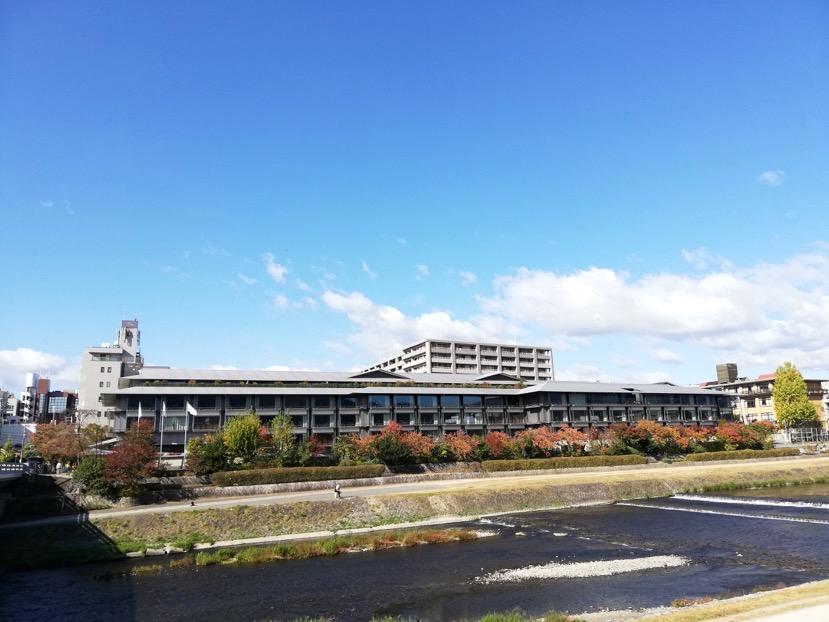 ザ・リッツ・カールトン京都:外観