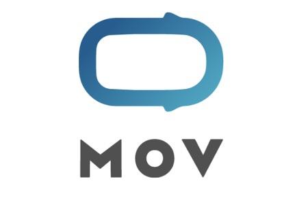 MOVのロゴマーク