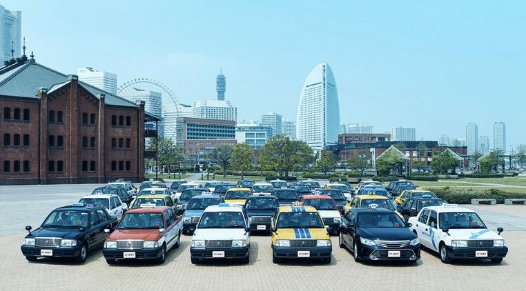 MOV(モブ)のタクシーのイメージ