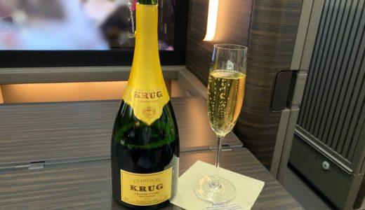 ANAファーストクラス搭乗記:機内食から座席、アメニティーまで徹底レポート!<成田-ホノルル(NH184便)>