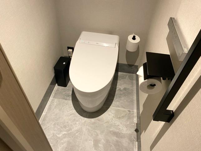 「メズム東京」のトイレ