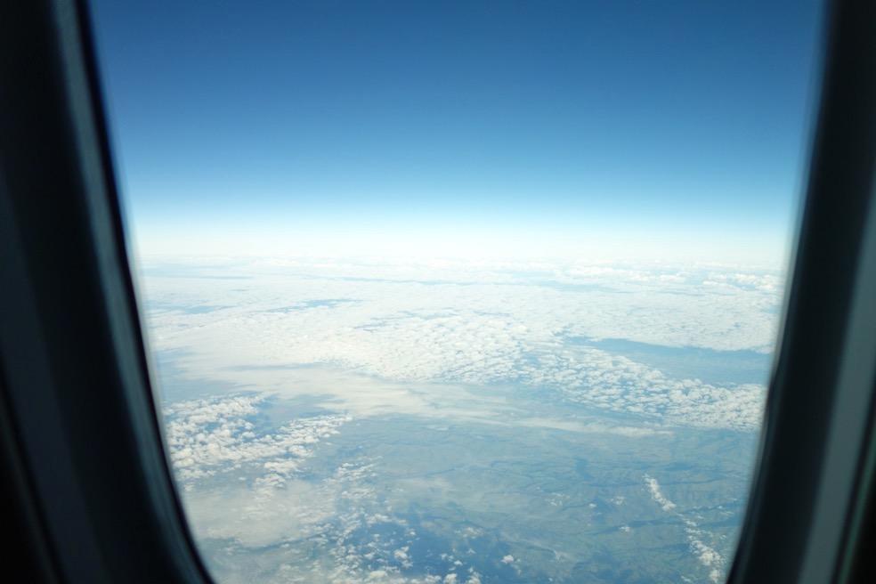 飛行機フライトのイメージ