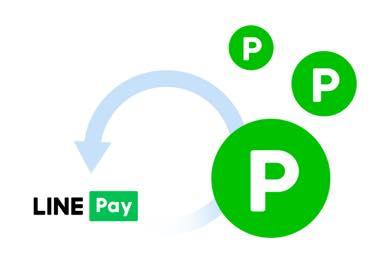 LINEポイントはLINE Payで使える