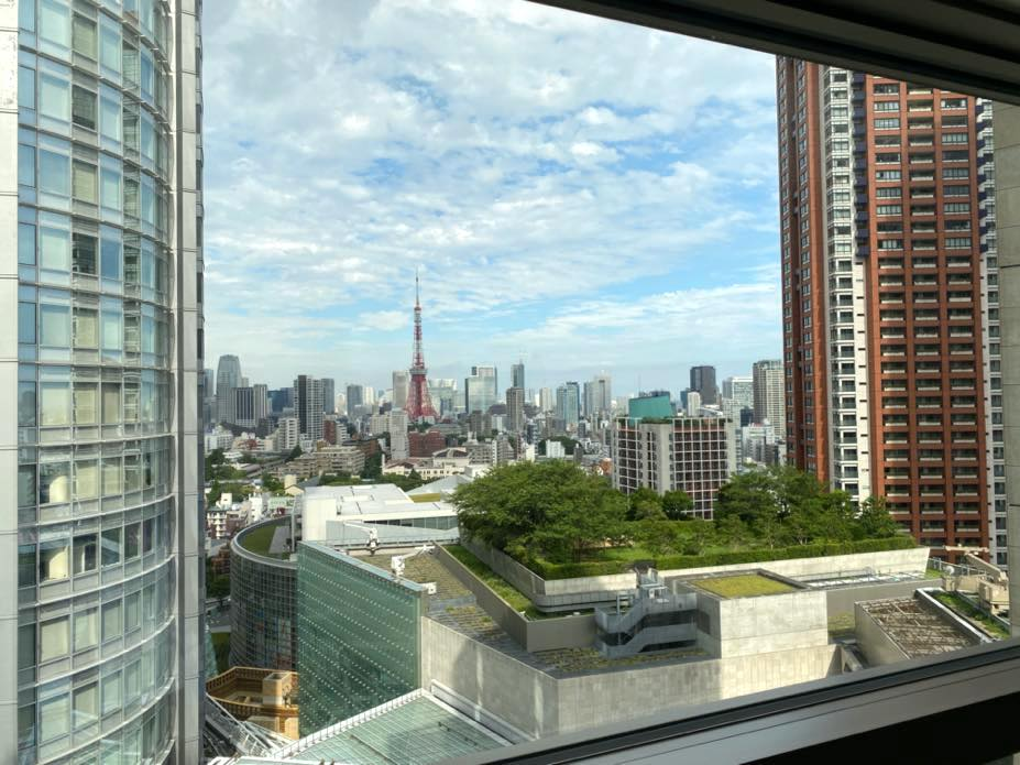 グランドハイアット東京:眺望2