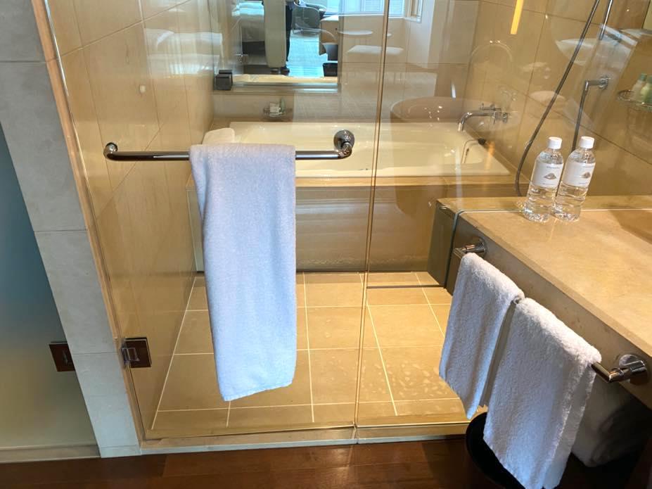 グランドハイアット東京:バスルーム3