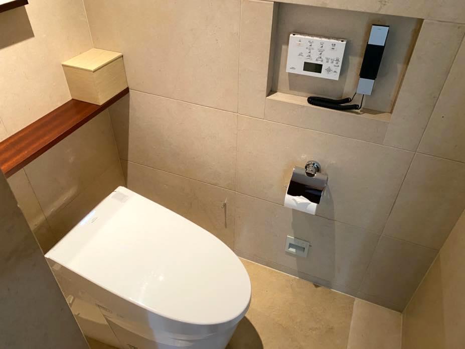 グランドハイアット東京:トイレ1