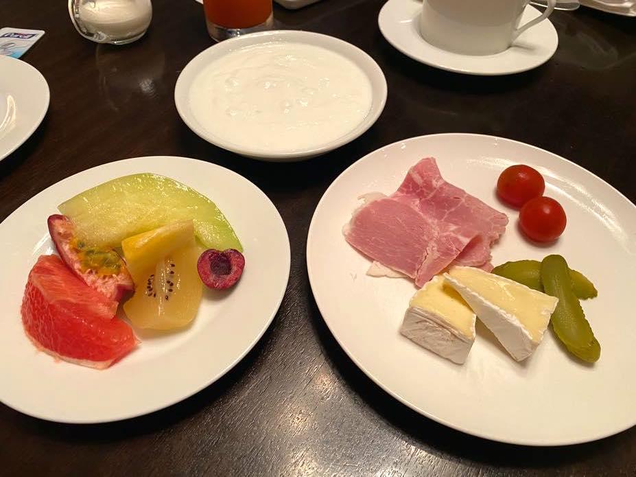 グランドハイアット東京:朝食(フレンチキッチン)3