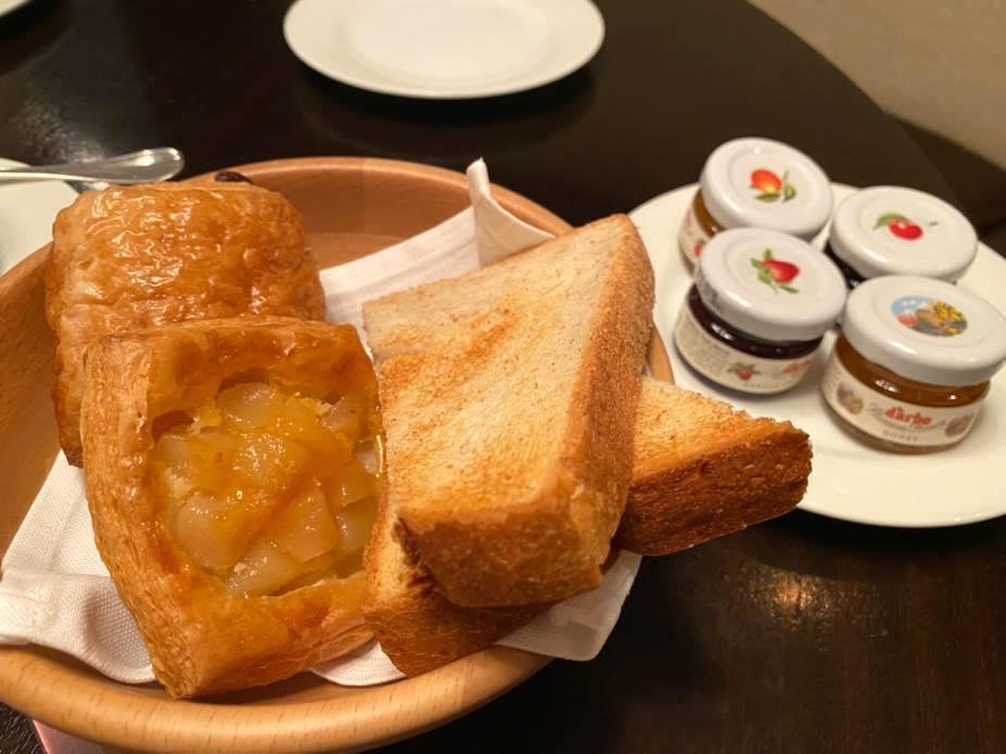 グランドハイアット東京:朝食(フレンチキッチン)4