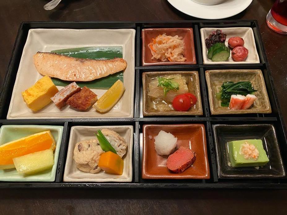 グランドハイアット東京:朝食(フレンチキッチン)6