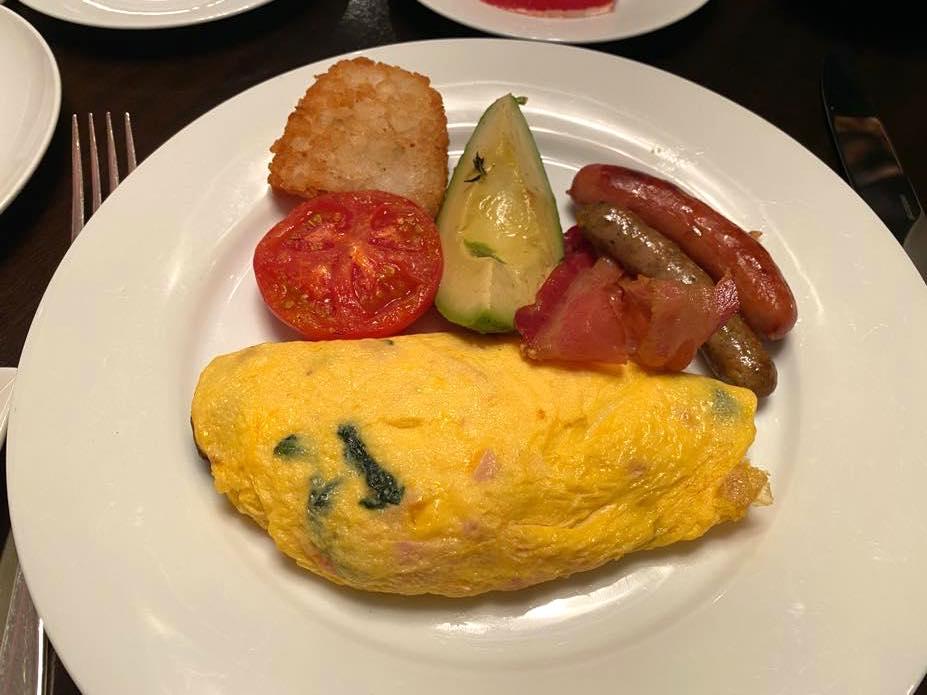 グランドハイアット東京:朝食(フレンチキッチン)5