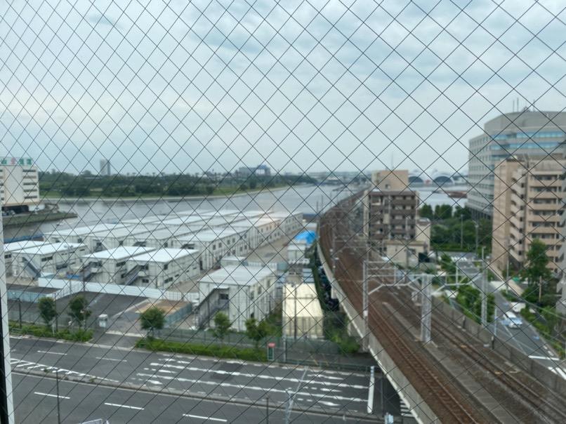 アパホテル東京潮見駅前:客室(眺望)