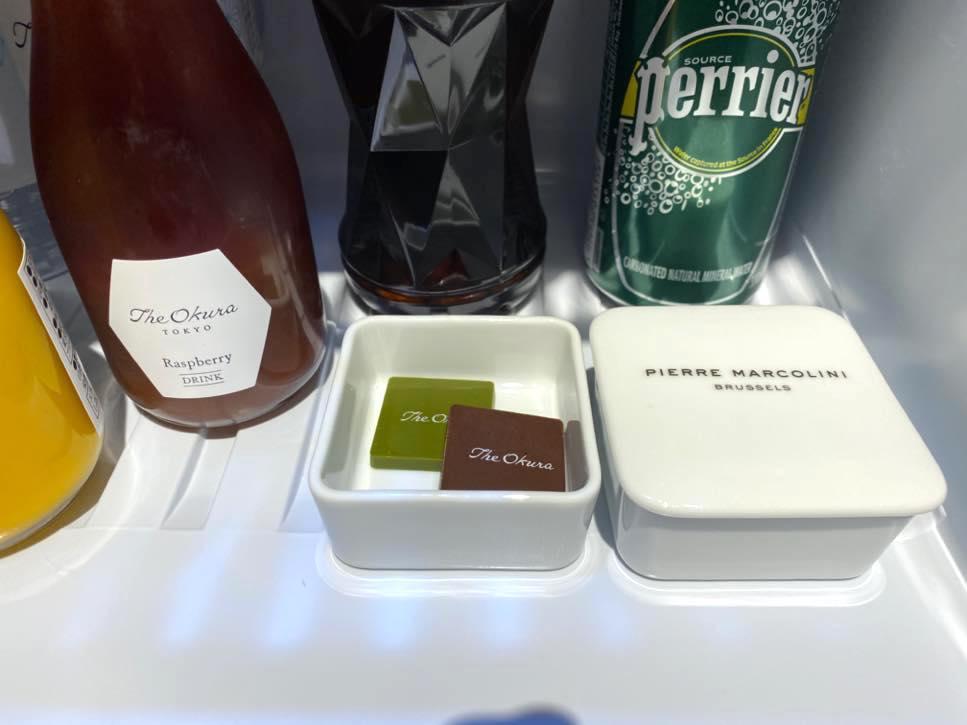 ヘリテージウィング「ヘリテージルーム」冷蔵庫2