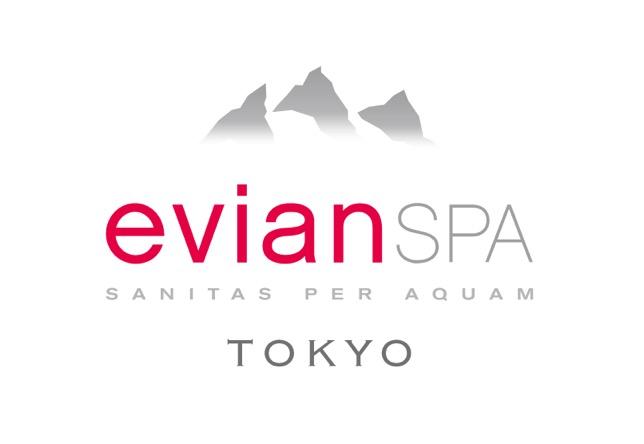 エビアンスパ東京のロゴ