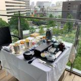 The Okura Tokyo(オークラ東京)の朝食をブログレポート!ヘリテージはルームサービスも利用可能!