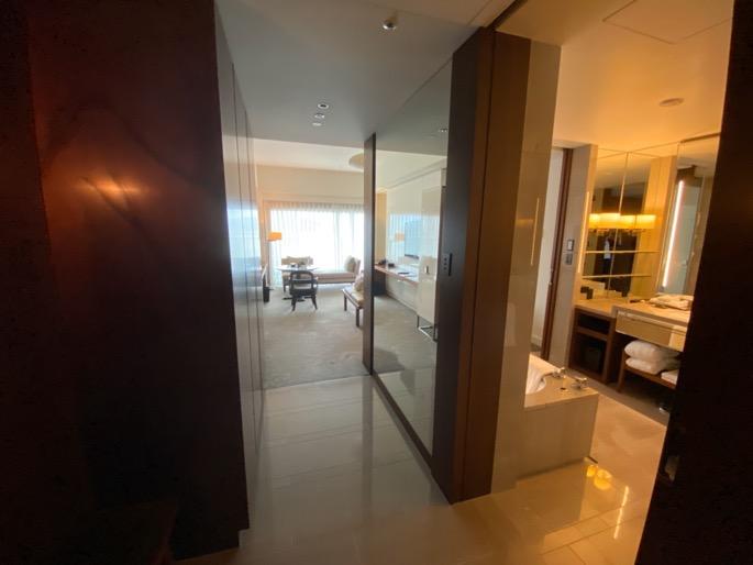 パレスホテル東京:客室(全体像1)