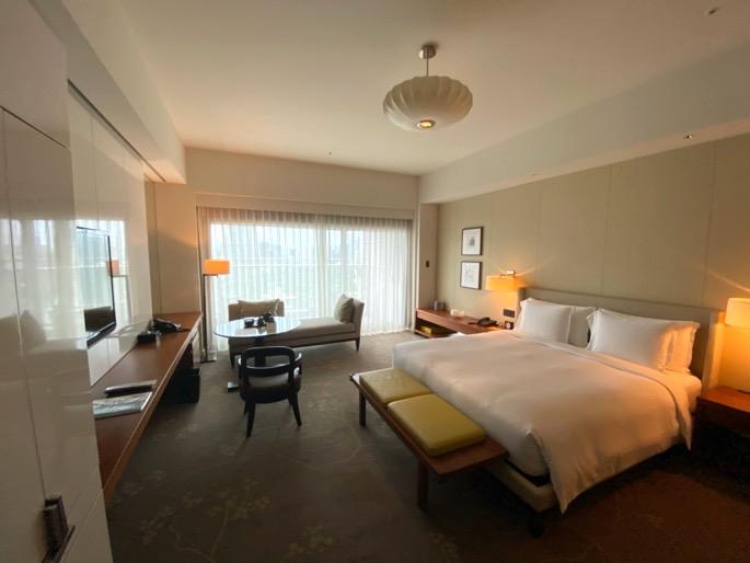 パレスホテル東京:客室(全体像2)