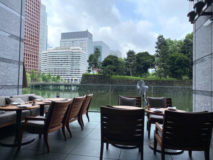 パレスホテル東京の朝食