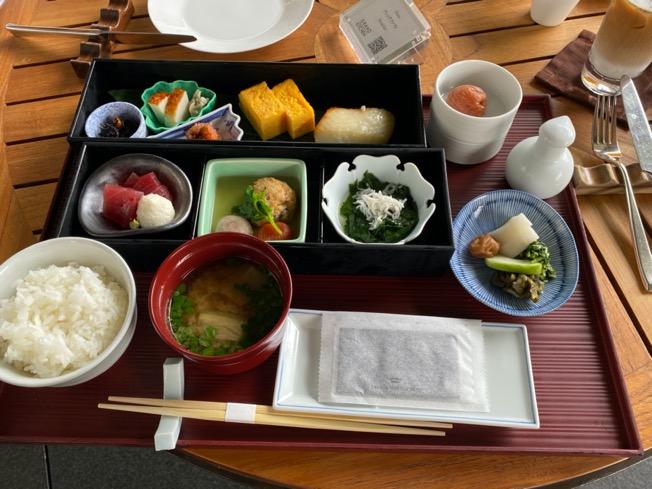 パレスホテル東京「グランドキッチン」:和定食1