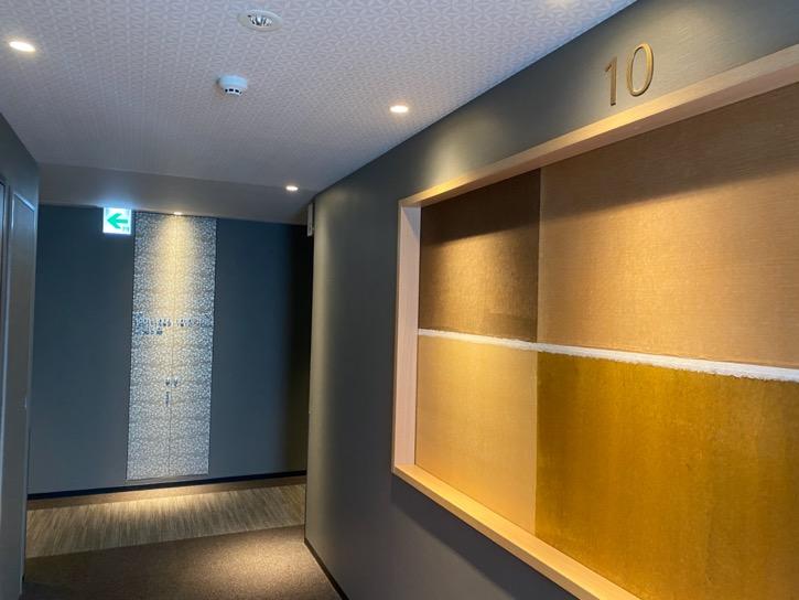 ドーミーインPREMIUM東京小伝馬町「エレベーターホール1」