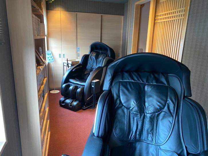 ドーミーインPREMIUM東京小伝馬町「休憩室1」