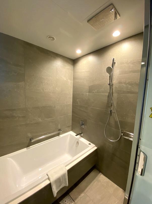 ACホテル東京銀座(スーペリアツイン):バスルーム