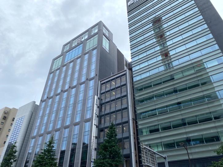 ACホテル東京銀座:外観