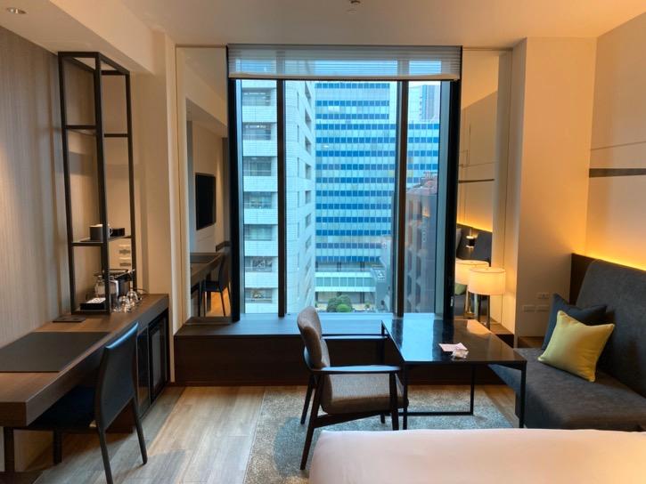 ACホテル東京銀座:客室(眺望1)