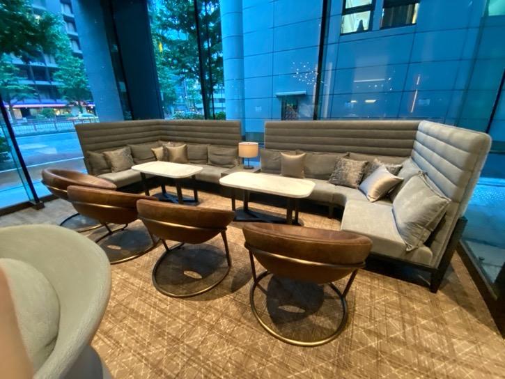 ACホテル東京銀座:ライブラリー1