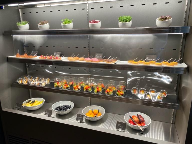ACホテル東京銀座:レストラン「AC Kitchen」ビュッフェカウンター7