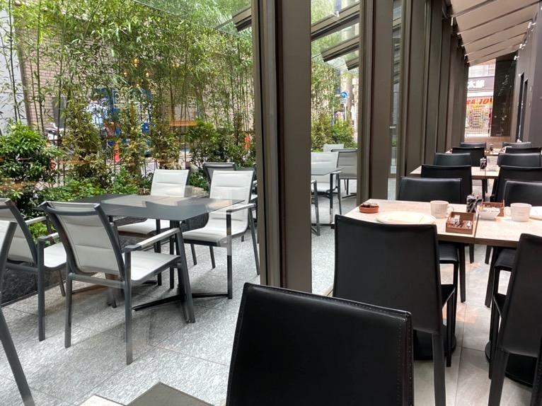 ACホテル東京銀座:レストラン「AC Kitchen」内観2