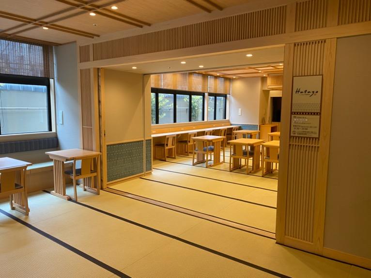 「御宿 野乃 浅草」のレストラン(Hatago)