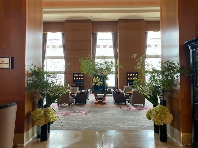 マリオットホテル宿泊のイメージ