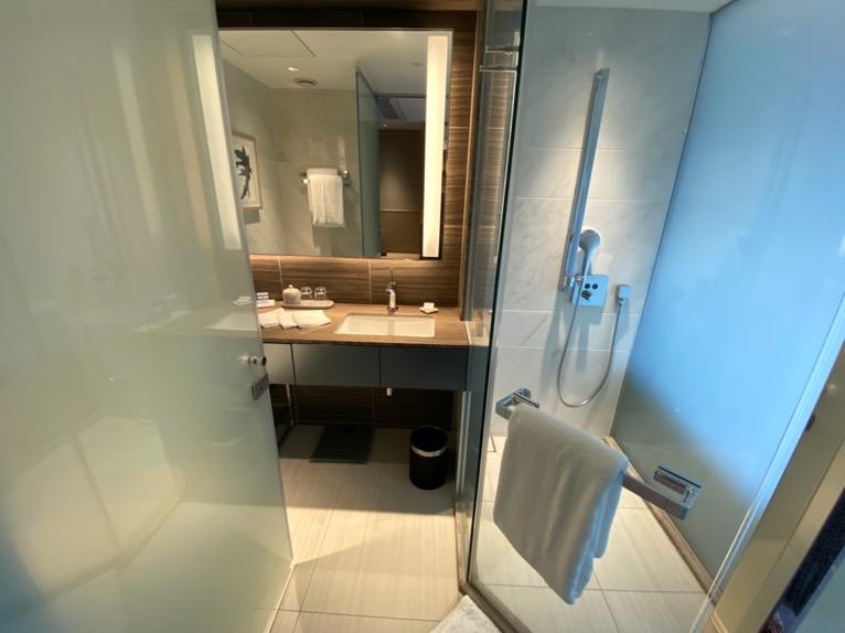 クラブインターコンチネンタルルーム:バスルーム