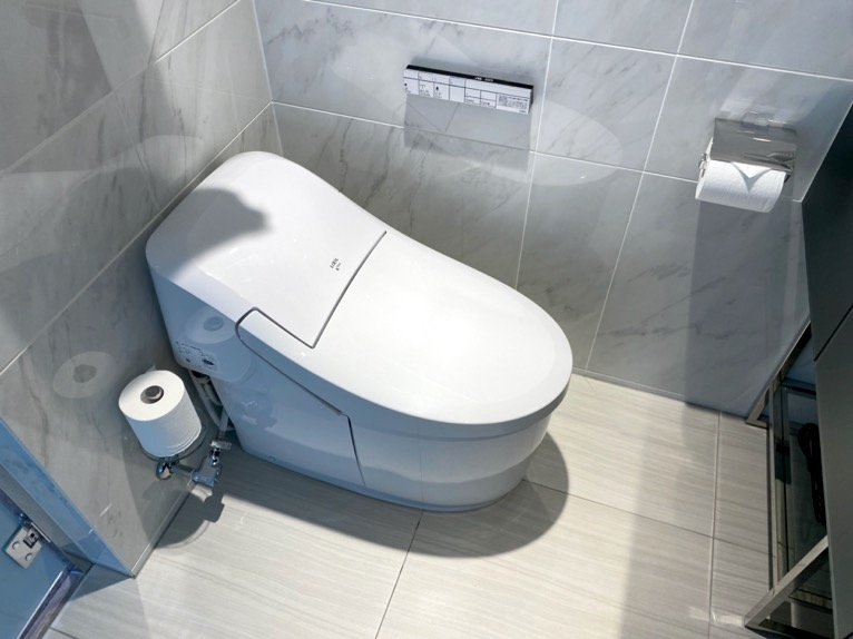 クラブインターコンチネンタルルーム:トイレ