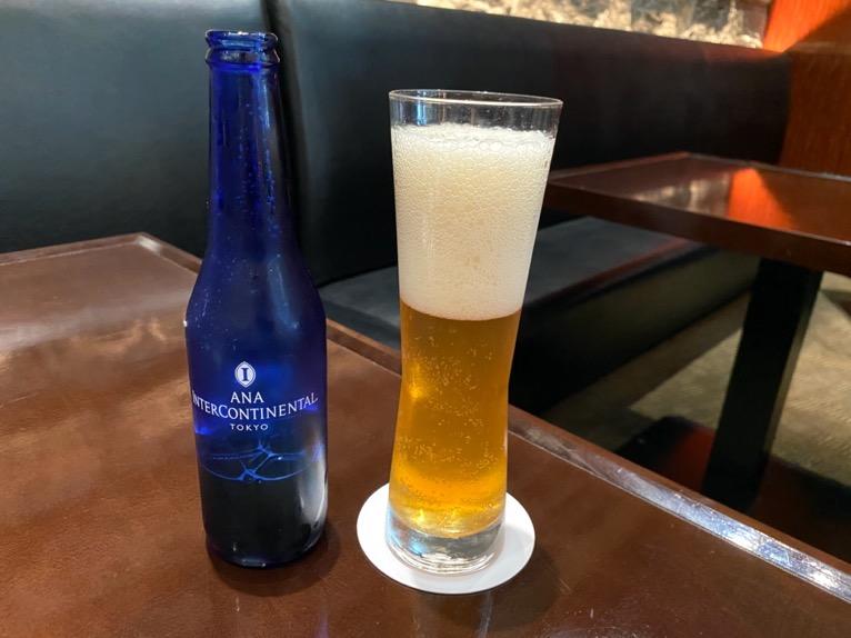 ANAインターコンチネンタルホテル東京:インターコンチネンタルクラフトビール