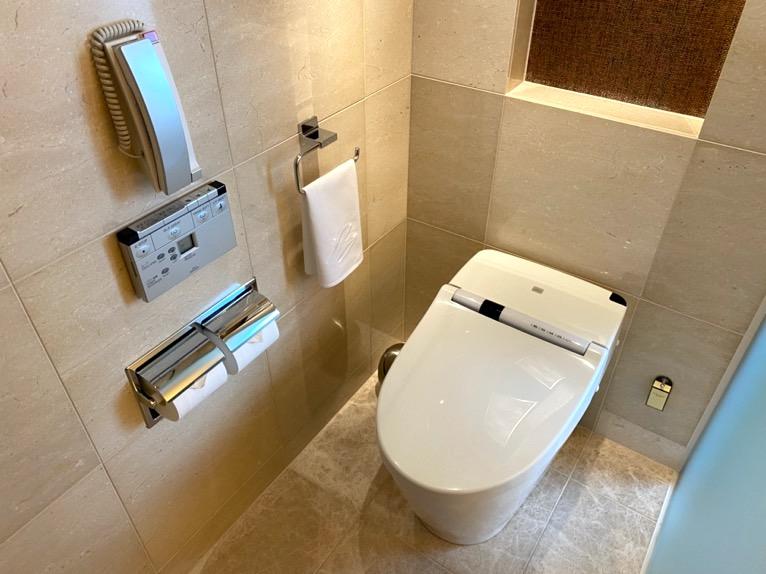 ホライゾンクラブデラックスルーム「トイレ」
